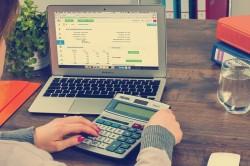 Platba daní finančním úřadům